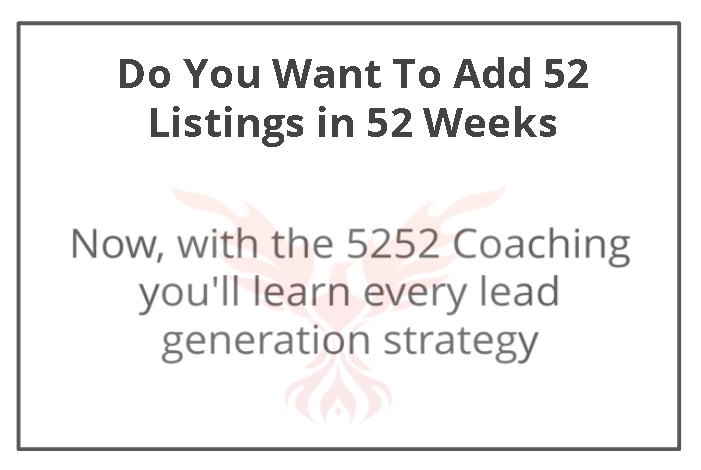 Add 52 Listings to your Real Estate Business