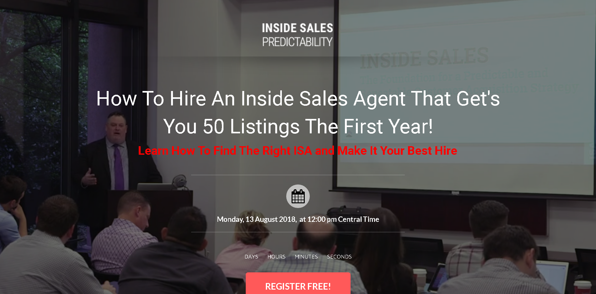 How To Hire An Inside Sales Agent