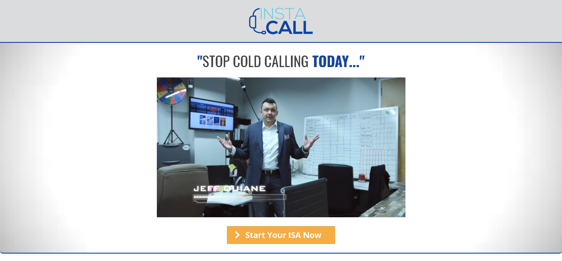 Stop Cold Calling Today