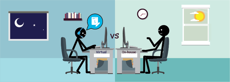 Inside Sales Agent ( ISA ) , In-House or Virtual ?