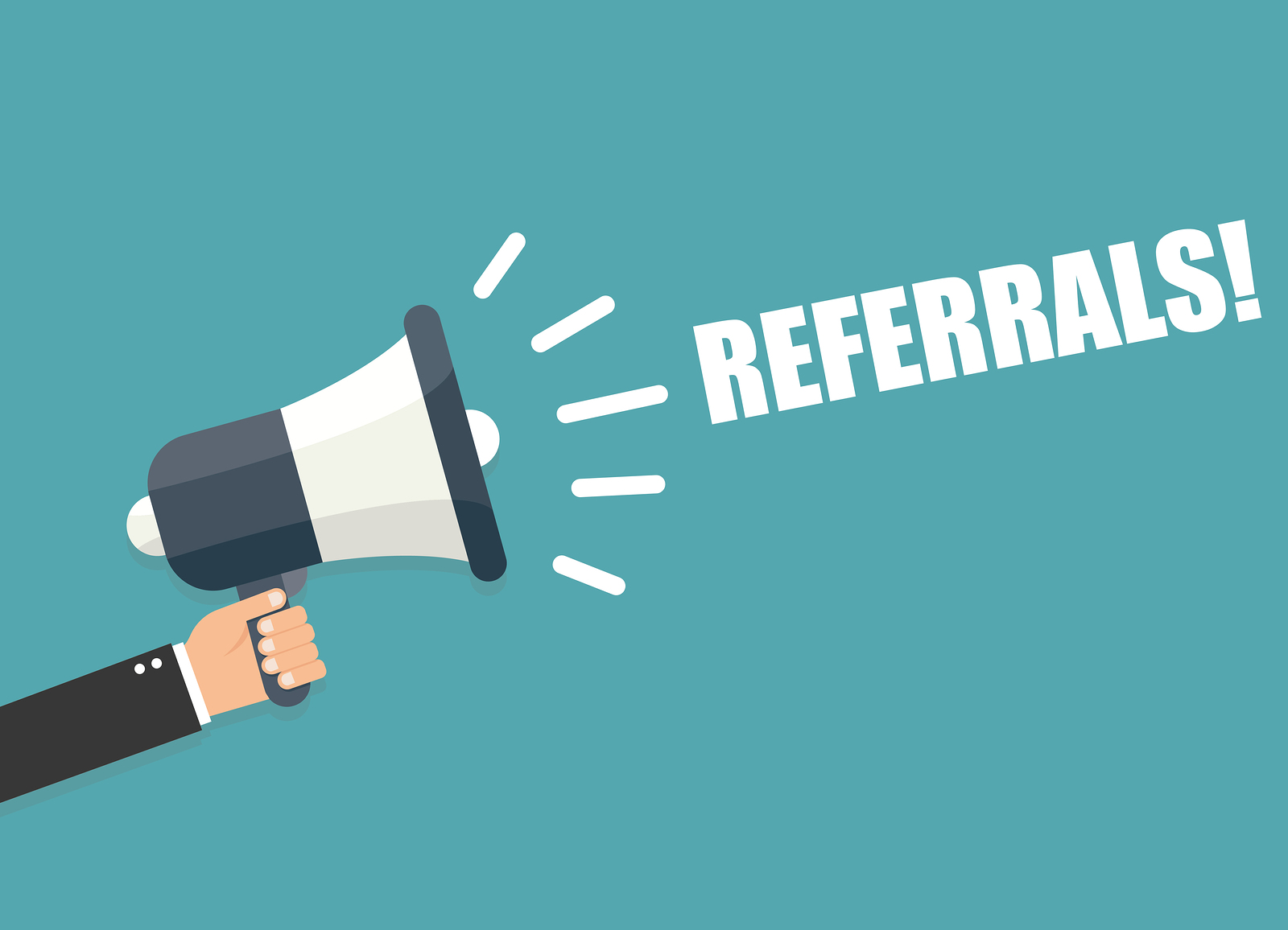 Is Your Inside Sales Agent ( ISA ) Getting You Referrals?